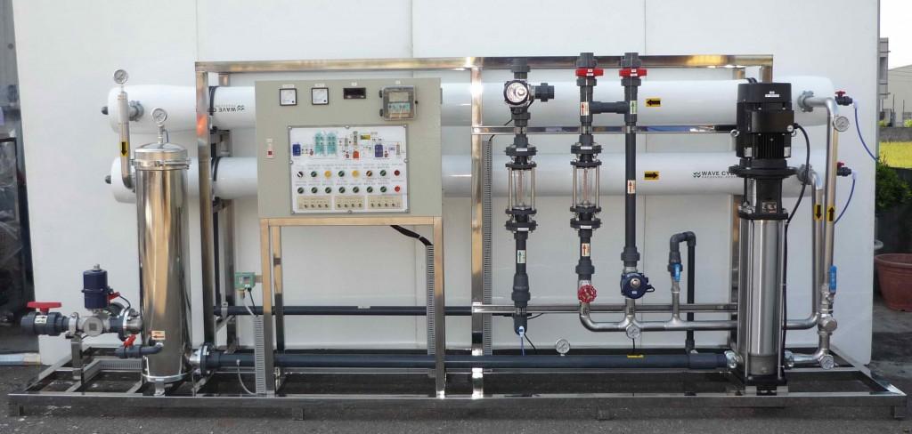 تصفیه آب صنعتی AB RO PALAYESH-RO