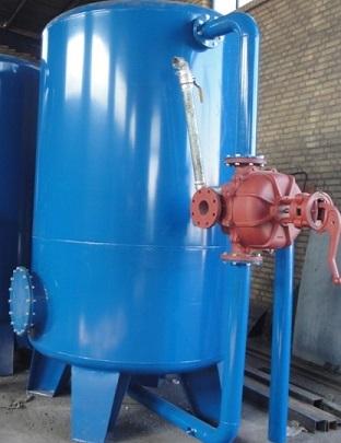 سختی گیر دستگاه تصفیه آب - آب رو پالایش پایدار