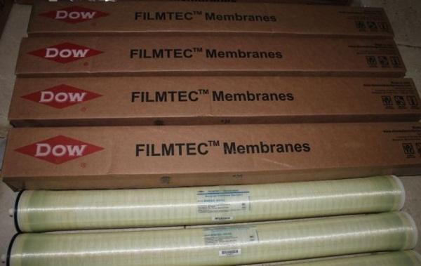 ممبران فیلمتک Mambrane Filmtec اسمز معکوس دستگاه تصفیه آب