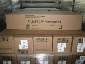 Mambrane filmtec-bw30-400 ممبران فیلمتک اسمز معکوس دستگاه تصفیه آب